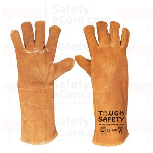 Brown Welding Glove