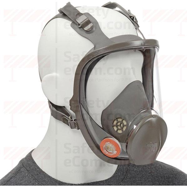3M 6800 Full Facepiece Reusable Respirator