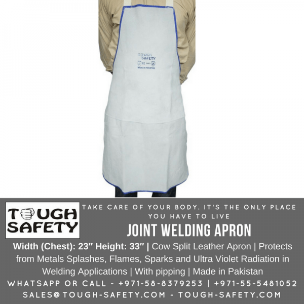 JOINT LEATHER WELDING APRON