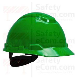 3M 704R Green 3M Safety Helmet