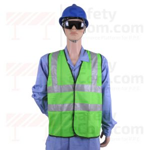Hi Viz Safety Vest/Jacket - Green Color