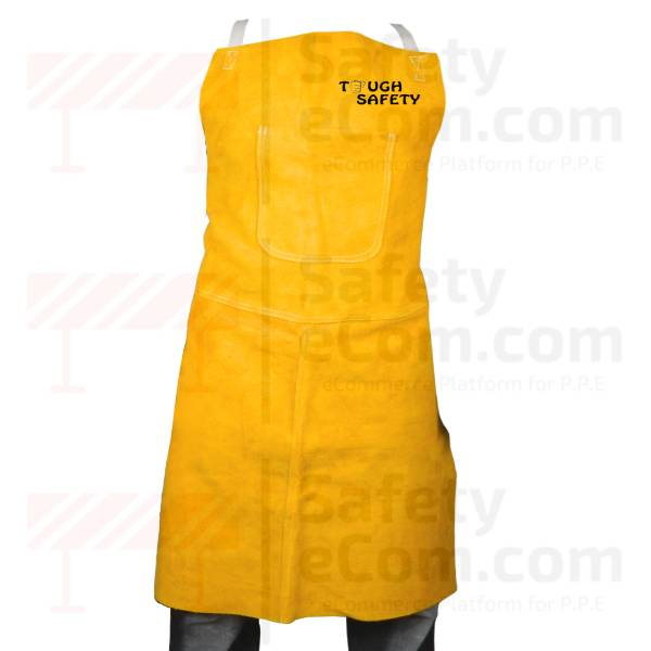 Heavy Duty Premium Leather Apron