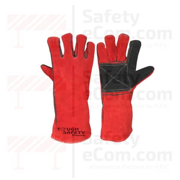 Double Palm Welding Glove