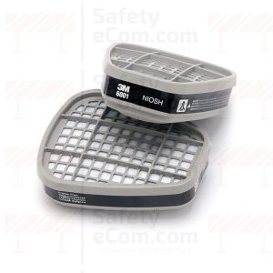 3M 6001 Organic Vapor Cartridge