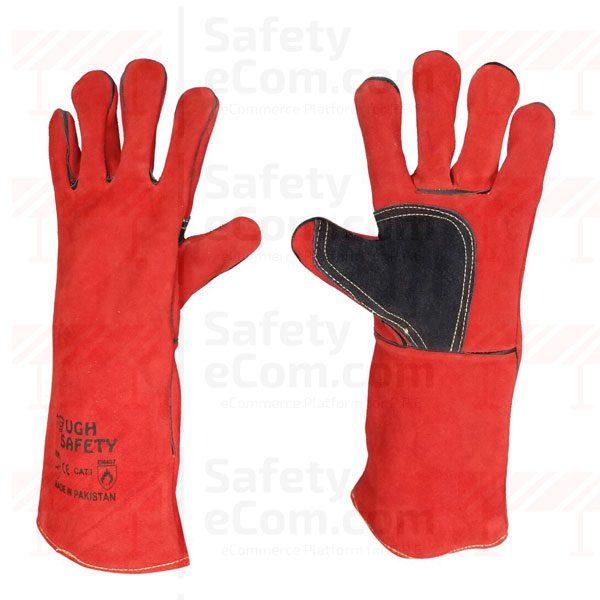 Heavy Duty Welding Glove Kevlar Stitch