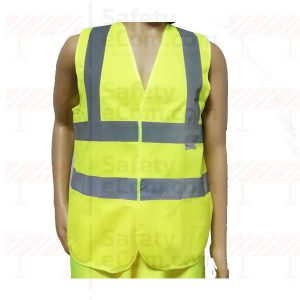 3M 2925 Safety Vest in Yellow