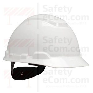 3M 701R - White Safety Helmet