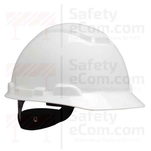 3M 701R - White Safety Helmet