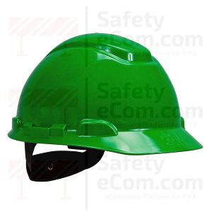 3M 704R Green 3M Safety Helmet