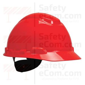 3M 705R Red 3M Safety Helmet