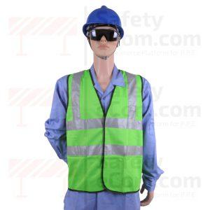 Hi Viz Safety Vest/Jacket - Green Color