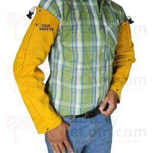 Heavy Duty Premium Leather Sleeve